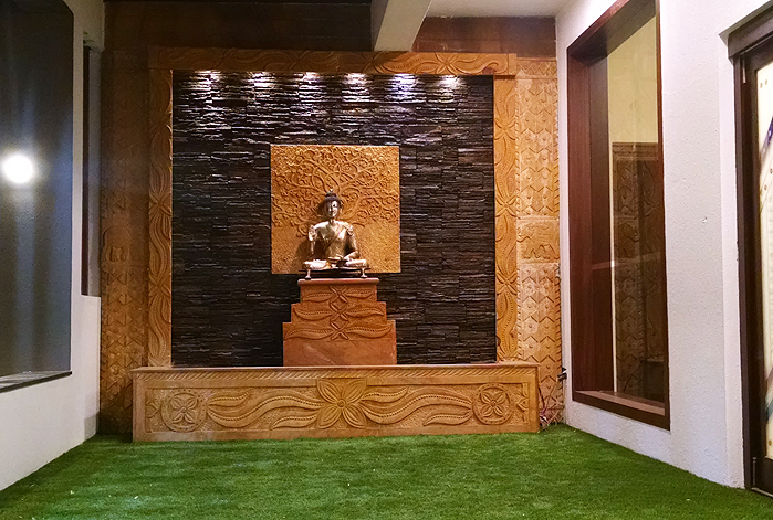 indoor waterfall design bangalore